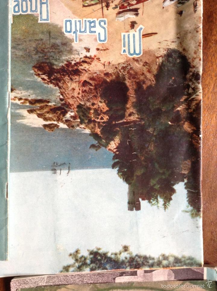 Coleccionismo de Revistas y Periódicos: Revista trimestral Mi santo Ángel - Foto 11 - 53457597