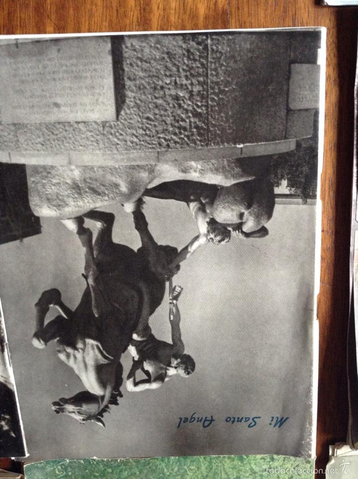 Coleccionismo de Revistas y Periódicos: Revista trimestral Mi santo Ángel - Foto 12 - 53457597