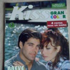 Coleccionismo de Revistas y Periódicos: FOTONOVELA KISS GRAN COLOR Nº 154 BREVE ENCUENTRO. Lote 53590251