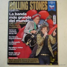 Coleccionismo de Revistas y Periódicos: THE ROLLING STONES ESPECIAL N.º 1. Lote 53654623
