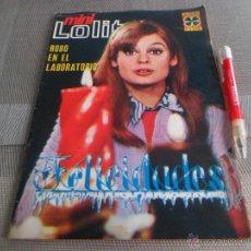 Coleccionismo de Revistas y Periódicos: MINI LOLITA Nº 8 / DIC 1967 ~ JOSELE ROMAN ~ RAPHAEL ~ LITTLE TONY ~ FOTONOVELA. Lote 53671732