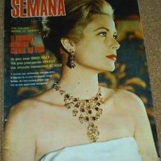 Coleccionismo de Revistas y Periódicos: SEMANA Nº1428-71967-MARISOL Y LA MINI FALDA.REPORTAJE 3PG 7 FOTOS-TB ADAMO 2 PG-VER ENVIOS. Lote 53678260