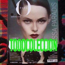 Coleccionismo de Revistas y Periódicos: REVISTA YO DONA / VANESSA PARADIS / 15 PÁGINAS, 8 FOTOS.. Lote 53783956