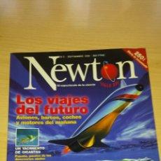 Coleccionismo de Revistas y Periódicos: NEWTON Nº 5 REVISTA DE CIENCIA Y CULTURA - SEPTIEMBRE 1998. Lote 53820449