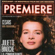 Coleccionismo de Revistas y Periódicos: PREMIERE. REVISTA CIEN FRANCES. NUM 132. MARZO 1988. Lote 53837107