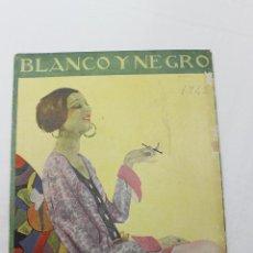 Coleccionismo de Revistas y Periódicos: REVISTA ILUSTRADA BLANCO Y NEGRO Nº 1742 AÑO 1924, . Lote 53871671