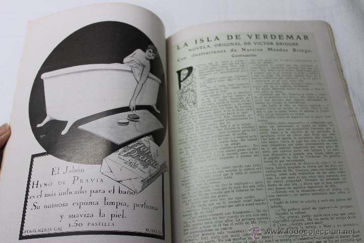 Coleccionismo de Revistas y Periódicos: REVISTA ILUSTRADA BLANCO Y NEGRO Nº 1705 AÑO 1924, - Foto 3 - 53871776