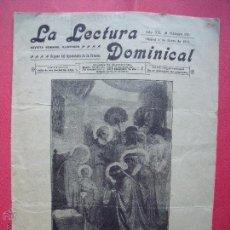 Coleccionismo de Revistas y Periódicos: LA LECTURA DOMINICAL.-REVISTA SEMANAL ILUSTRADA.-ORGANO DEL APOSTOLADO DE LA PRENSA.-AÑO 1913.. Lote 54010423
