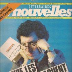 Coleccionismo de Revistas y Periódicos: LES NOUVELLES. Nº 2861. 17 NVBRE. 1982. EDICIÓN FRANCESA. (P/B3). Lote 54014285