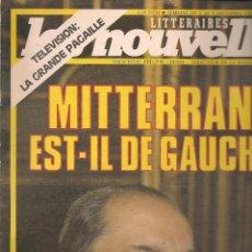 Coleccionismo de Revistas y Periódicos: LES NOUVELLES. Nº 2864. 8 DCBRE. 1982. EDICIÓN FRANCESA. (P/B3). Lote 54014405