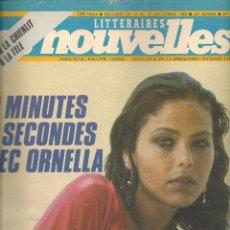 Coleccionismo de Revistas y Periódicos: LES NOUVELLES. Nº 2866. 22 DCBRE. 1982. EDICIÓN FRANCESA. (P/B3). Lote 54014475
