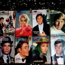 Coleccionismo de Revistas y Periódicos: 8 REVISTAS FOTONOVELA - MINI LOLITA - AÑO1968.. Lote 54038137