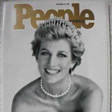 Coleccionismo de Revistas y Periódicos: REVISTA ''PEOPLE'' - LADY DI - MUERTE DE DIANA, PRINCESA DE GALES (1997). Lote 182551797