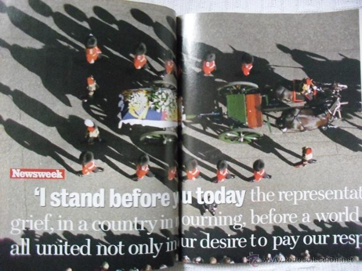 Coleccionismo de Revistas y Periódicos: Revista Newsweek - Farewell, Diana - Muerte de Lady Di (1997) - Foto 3 - 54068344