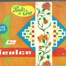 Coleccionismo de Revistas y Periódicos: //CL99//REALCE/PUNTO DE CRUZ. Lote 28458372