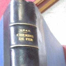 Coleccionismo de Revistas y Periódicos: REVISTAS CHEMINS DE FER AÑO 1981-1982. Lote 54202552