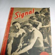 Coleccionismo de Revistas y Periódicos: REVISTAS ANTIGUOS 1º JUNIO 1943 (ESCUELA OFICIAL DE TANQUES). Lote 54245133