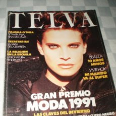 Coleccionismo de Revistas y Periódicos: REVISTA ESPECIAL TELVA Nº 631 AÑO 1991. Lote 54252484