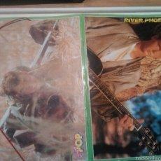 Coleccionismo de Revistas y Periódicos: SUPER POP CARPETA TOM CRUISE Y RIVER PHOENIX AÑOS 80. Lote 54276507
