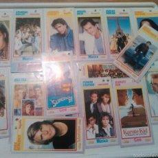 Coleccionismo de Revistas y Periódicos: 16 FICHAS SUPER POP AÑOS 80. Lote 54276606