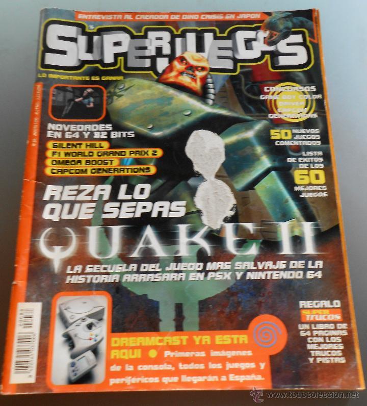 SUPER JUEGOS Nº 88 (Coleccionismo - Revistas y Periódicos Modernos (a partir de 1.940) - Otros)