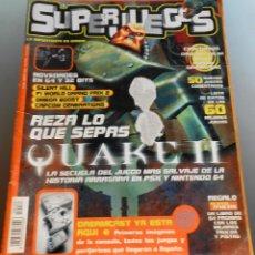 Coleccionismo de Revistas y Periódicos: SUPER JUEGOS Nº 88. Lote 54357878