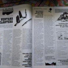 Coleccionismo de Revistas y Periódicos: RECORTE ALFRED HITCHCOCK. Lote 54379205