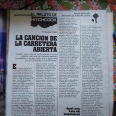 Coleccionismo de Revistas y Periódicos: RECORTE ALFRED HITCHCOCK. Lote 54379555