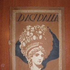 Coleccionismo de Revistas y Periódicos: REVISTA D'ACÍ D'ALLÀ. MAGAZINE MENSUAL. VOL. 1, NÚM. 1. 10 GENER DE 1918.. Lote 54423137