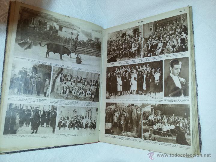 Coleccionismo de Revistas y Periódicos: AHORA-DIARIO GRÁFICO-17 NÚMEROS ENCUADERNADOS-AÑO 1931 - Foto 11 - 54437532
