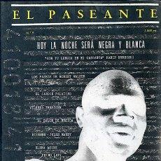 Coleccionismo de Revistas y Periódicos: EL PASEANTE, Nº 9. AÑO 1988. REVISTA DE VARIEDADES. 190 PÁGINAS. 33X24,5 CM.. Lote 54474033