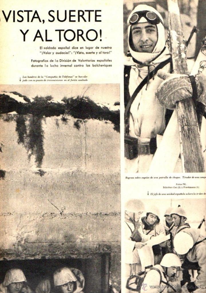 Coleccionismo de Revistas y Periódicos: REVISTA SIGNAL 2º NÚMERO JUNIO 1941 - Foto 2 - 78358355