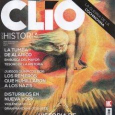 Coleccionismo de Revistas y Periódicos: CLIO HISTORIA N. 171 - EN PORTADA: HISTORIA DE LA BIBLIA Y LOS CODICES IMPOSIBLES (NUEVA). Lote 180036712