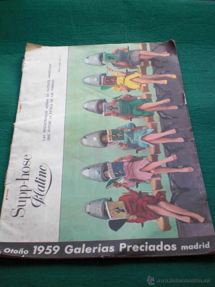 Revista Publicidad Catálogo Galerias Preciados Buy Other Modern