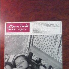 Coleccionismo de Revistas y Periódicos: REVISTA CANIGO N° 83 AÑO 1961. Lote 54567115