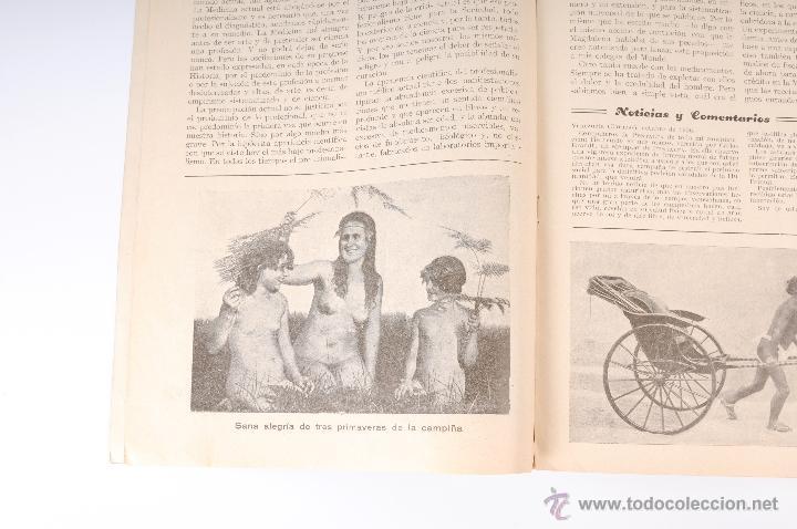 Coleccionismo de Revistas y Periódicos: PENTALFA NATURISMO INTEGRAL AÑO XI Nº 240 NOVIEMBRE DE 1936 - Foto 3 - 54608302