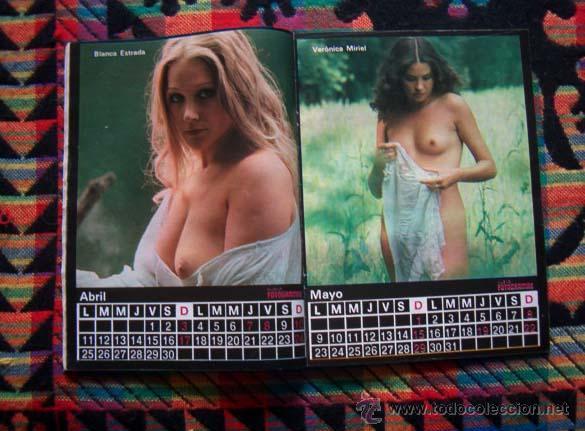 Coleccionismo de Revistas y Periódicos: Revista FOTOGRAMAS / CALENDARIO 1977 COMPLETO... AGATA LYS, NADIUSKA, MARY FRANCIS,...ver foto - Foto 2 - 54619961