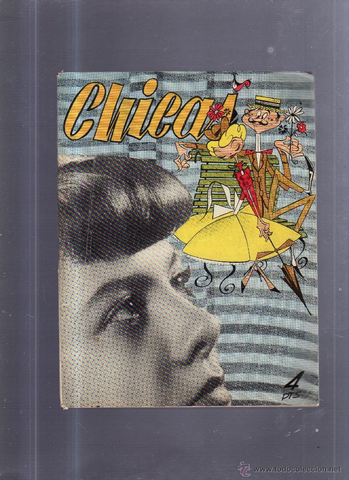 REVISTA DE LOS 17 AÑOS. CHICAS. Nº 190 (Coleccionismo - Revistas y Periódicos Modernos (a partir de 1.940) - Otros)
