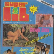SUPER LIB Nº 16 LINDA LAY -