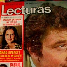 Coleccionismo de Revistas y Periódicos: ANA BELEN COLOMBO MARISOL JULIO IGLESIAS BASILIO ANDRES DO BARRO LA DUQUESA DE ALBA 1974. Lote 54675710
