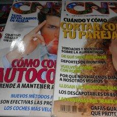 Coleccionismo de Revistas y Periódicos: LOTE 3 REVISTAS CNR - NÚMEROS 4, 61 Y 72. Lote 54711632