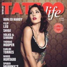 Coleccionismo de Revistas y Periódicos: TATTOO LIFE N. 73 (NUEVA). Lote 54718884