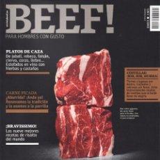 Colecionismo de Revistas e Jornais: BEEF N. 2 - EN PORTADA: DE ESCANDALO (NUEVA). Lote 203234358