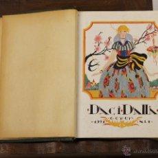 Coleccionismo de Revistas y Periódicos: 7236 - REVISTA MENSUAL D'ACÌ I D'ALLÀ. 3 TOMOS(VER DESCRIP). EDI CATALANA. 1921-1924.. Lote 197639036