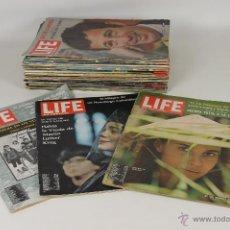 Coleccionismo de Revistas y Periódicos: 6902 - LOTE DE 34 EJEMPLARES REVISTA LIFE EN ESPAÑOL.(VER DESCRIP). 1965-1969.. Lote 51538898