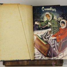 Coleccionismo de Revistas y Periódicos: 6864 - REVISTA FEMENINA CUMBRES. 3 TOMOS(VER DESCRIP). EDIT. POR J.A.C.1948/1953.. Lote 51046667