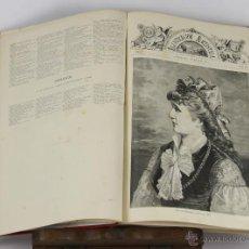 Coleccionismo de Revistas y Periódicos: 6412- LA ILUSTRACION ARTISTICA. VARIOS AUTORES. EDIT. MONTANER Y SIMON. 1883. TOMO II.. Lote 49635877