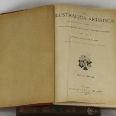 Coleccionismo de Revistas y Periódicos: 6414- LA ILUSTRACION ARTISTICA. VV.AA. EDIT. MONTANER Y SIMON. TOMO XIII. 1894.. Lote 49636317