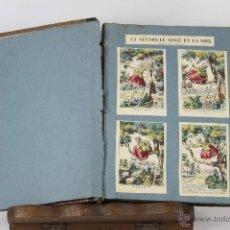 Coleccionismo de Revistas y Periódicos: 6411 - ALBÚM COMPUESTO DE ILUSTRACIONES CÓMICAS. SIGLO XIX. (VER DESCRIPCIÓN).. Lote 49636838