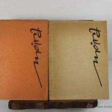 Coleccionismo de Revistas y Periódicos: 5475- MOIRA. REVISTA UNIVERSITARIA DE FILOSOFIA Y LETRAS. 1965. 3 NUMEROS.. Lote 45904513